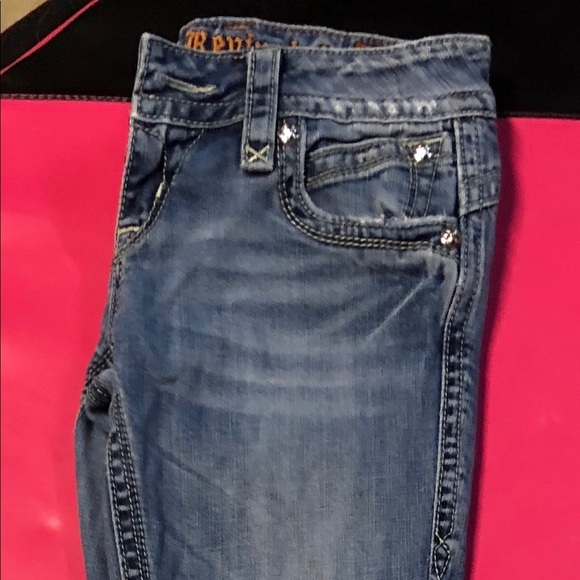 Pants - Rock revival jeans